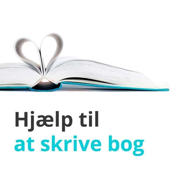 Hjælp til at skrive bog