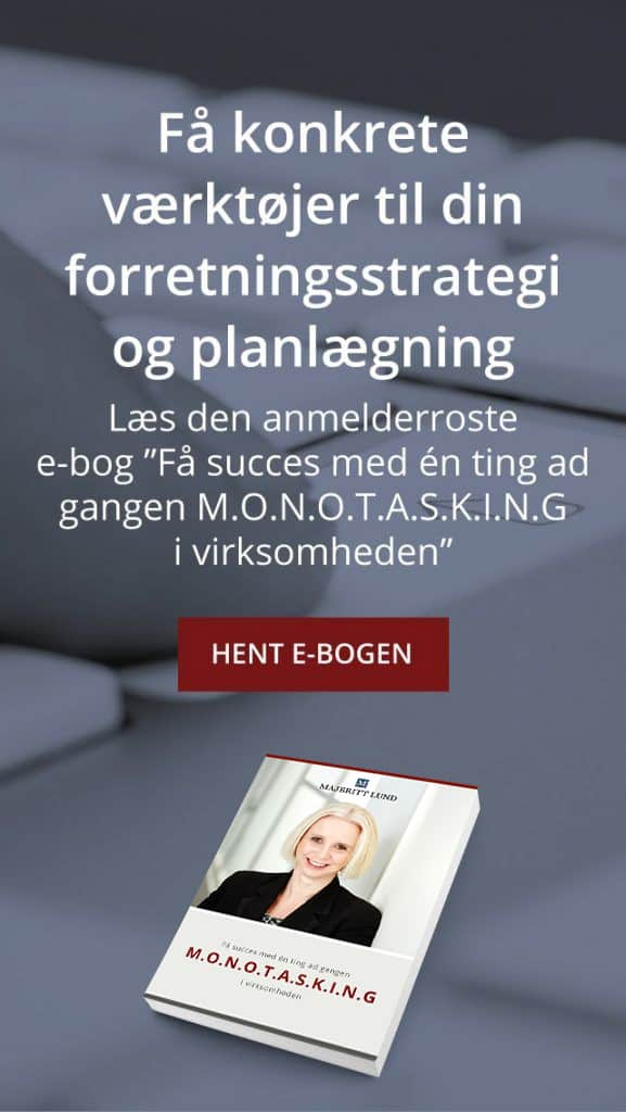 Blogbanner monotasking